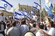 """Hamas Desak Warga Palestina """"Lawan"""" Parade Bendera Israel di Yerusalem"""