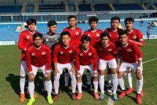 Gol 8 Detik Warnai Kemenangan Garuda Select atas Reading U-18