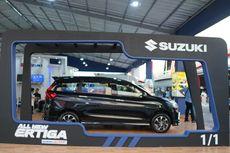 Ertiga Dominasi Penjualan Suzuki di JFK 2019