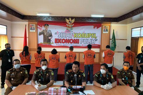 7 Tersangka Korupsi Dana Hibah Pemulihan Pariwisata Ditahan, Begini Modusnya...