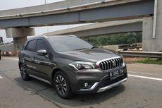 Sensasi Nyetir Suzuki SX-4 S-Cross, Hatchback Rasa SUV