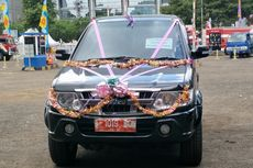 Para Lurah Sediakan Mobil Pengantin untuk Peserta Nikah Massal DKI