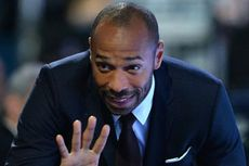 Petualangan Baru Thierry Henry, Jadi Pelatih Tim Major League Soccer