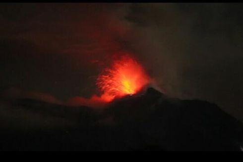 Aktivitas Gunung Ile Lewotolok Lembata Terus Meningkat, Warga Diimbau Pakai Masker