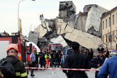 Pencarian Korban Tragedi Jalan Layang Ambruk di Italia Terus Berlanjut