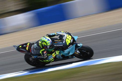 Tidak Ambil Pusing, Rossi Langsung Fokus Menatap MotoGP Italia 2021