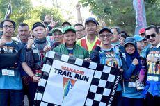Dongkrak Pariwisata Jabar, Wagub Uu Dukung Maraton di Alam Terbuka