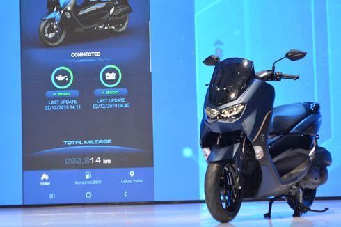 Fitur Yamaha Y-Connect Kalah Cepat dari Kymco Noodoe