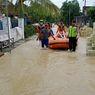 Banjir di Gresik Meluas, Kini Ada 3 Kecamatan yang Terendam