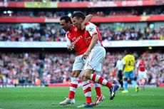Ramsey Cetak Gol Mepet, Arsenal Bungkam Crystal Palace