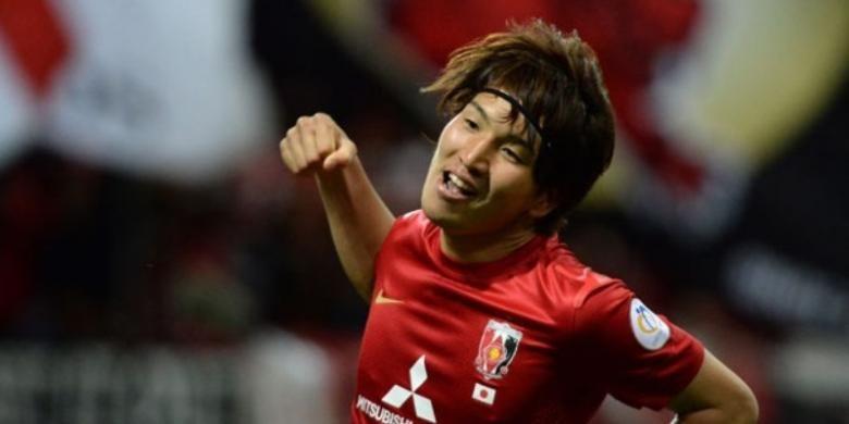 Pemain asal Jepang, Genki Haraguchi, resmi bergabung ke Hertha Berlin mulai musim 2014-15.