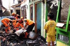 Cerita di Balik Cepatnya Pemadaman Api Saat Petamburan Kebakaran