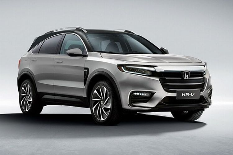 Honda HR-V terbaru akan meluncur pada tahun 2021.