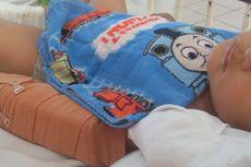 Bocah Tiga Tahun Jatuh dari Lantai 3 Mal
