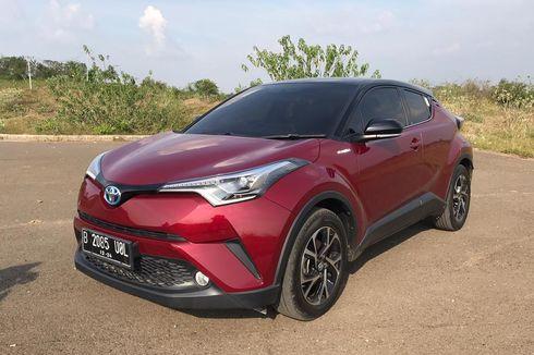[VIDEO] Uji Mobil Hybrid Termurah, Toyota C-HR Hybrid