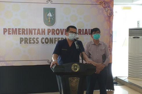 Beredar Kabar Gubernur Riau Dilarikan ke ICU, Satgas: Itu Tidak Benar