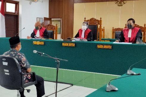 Kasus Konser Dangdut, Wakil Ketua DPRD Tegal Dituntut 4 Bulan Penjara