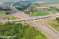 Tiga Ruas Jalan Tol Baru Sepanjang 69 Km Siap Diresmikan