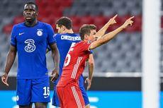 Hasil Bayern Vs Chelsea - The Blues Babak Belur, Kebobolan 7 Gol dalam 2 Leg