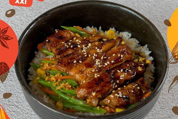 Rice Bowl di Dapur XXI
