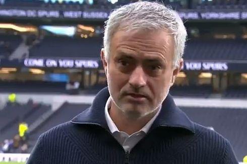 Everton Vs Tottenham, Mourinho Tertawa The Lilywhites Dihukum Penalti