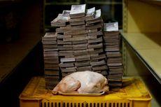 Inflasi Meroket, Venezuela Terbitkan Uang Kertas Pecahan Besar