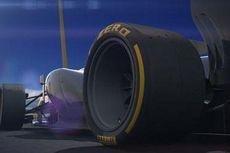 F1 Musim 2016 Diprediksi Pakai Ban 18 Inci