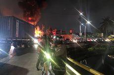 Tangis Korban Kebakaran di Ancol, di Antara Barang yang Tersisa...