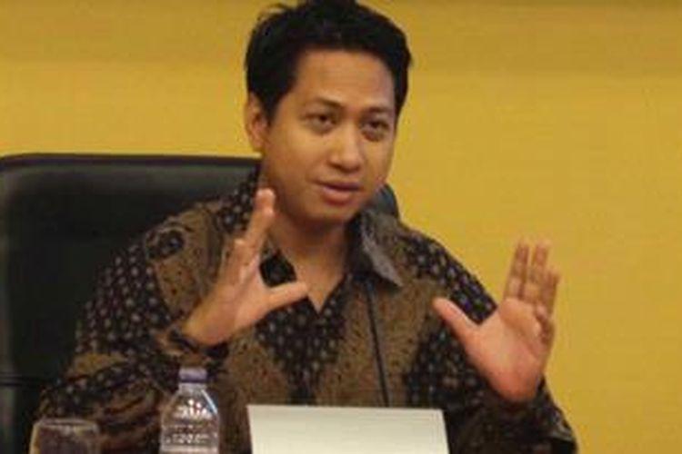 Staf Ahli Presiden Bidang Ekonomi dan Pembangunan, Firmanzah