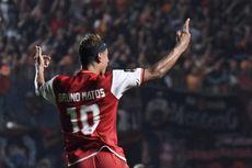 Berita Transfer Liga 1, Madura United Resmi Datangkan Bruno Matos