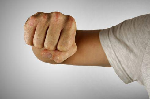 Kesal Tak Diberikan Kunci Motor, Seorang Suami Pukul Istrinya di Depok