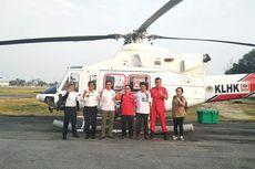 KLHK Kirim Satu Helikopter ke Riau Padamkan Karhutla