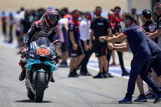 MotoGP Teruel, Fabio Quartararo Masih Punya Peluang Jadi Juara Dunia