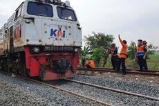 Ini Jadwal Perjalanan KA dari Stasiun Senen dan Gambir Setelah Jalur yang Rusak Diperbaiki