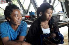 Soal Bayi Khaidar yang Tinggal di Bawah Jembatan, Ini Tanggapan Dinas Sosial