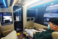 Rimba Kencana Bikin Bangku Bus Model Baru