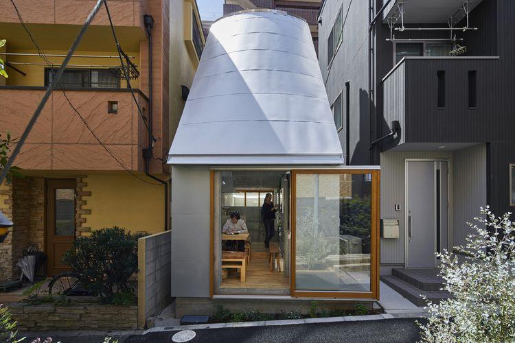 Kamar Tidur Jepang Sederhana  inspirasi desain rumah 20 meter persegi