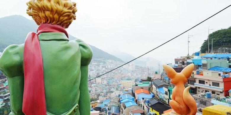 Busan adalah salah satu kota dengan biaya perjalanan yang cukup murah, tidak salah jika kamu mengajak keluarga untuk berlibur ke Busan, di Korea Selatan.