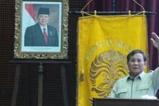 Prabowo Kembali Sesali Batal Kudeta Habibie