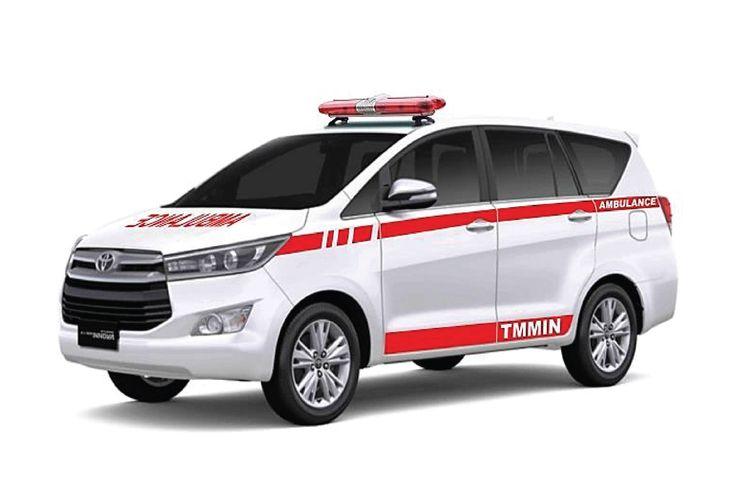 Kijang Innova Ambulan