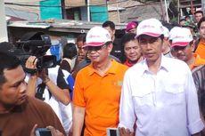 Jokowi Minta Pedagang Terminal Lebak Bulus Tak Mengeluh