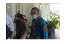 Makan Siang di Rumah Dinas Edy Rahmayadi, Ridwan Kamil