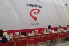 Smartfren Lunasi Biaya Pita Frekuensi Rp 321 miliar