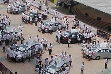 Kontes Pegang Mobil, 4 Peserta Indonesia Gagal Raih Subaru XV