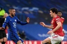 Babak I Chelsea Vs Man United, Keputusan VAR Pengaruhi Hadiah Penalti