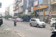Juru Parkir Belum Paham Operasikan Alat Meteran Parkir di Jalan Sabang