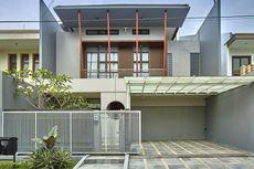 Rumah Asyik, Bergaya Zadul dan Retro Eklektik