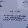 Benarkah SPBU Stop Layani Pengisian Pertalite untuk Motor 2-Tak? Ini Jawaban Pertamina