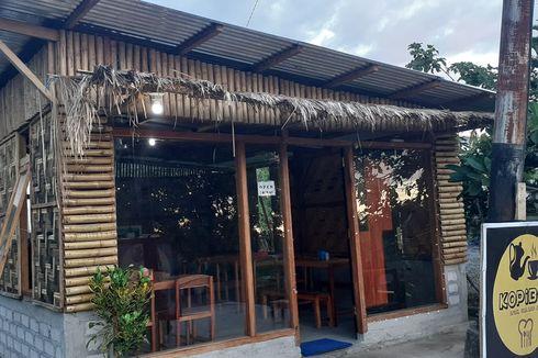 Kedai Kopi di Manggarai Timur, KopiBee Hadir bagi Kaum Milenial