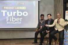 Hadirkan Layanan Internet Terbaik, HTSnet Luncurkan Turbo Fiber